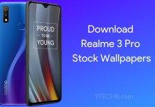 Realme 3 Pro Wallpapers