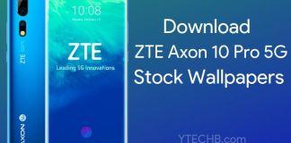 ZTE Axon 10 Pro Wallpapers