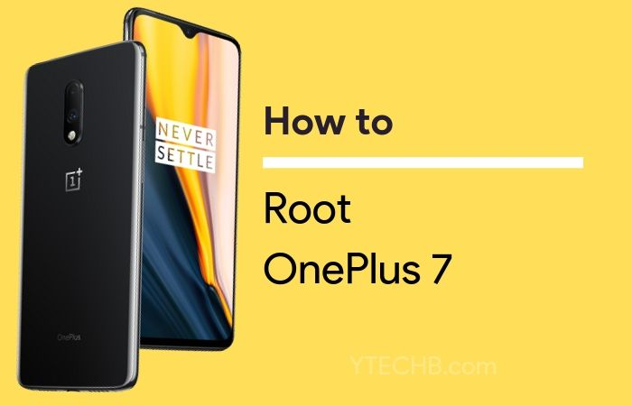 How to Root OnePlus 7 with Magisk Patched Boot Image [Guide]