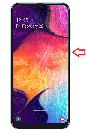 Galaxy A50 Download Mode