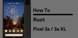 root pixel 3a
