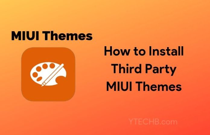 third party themes on miui