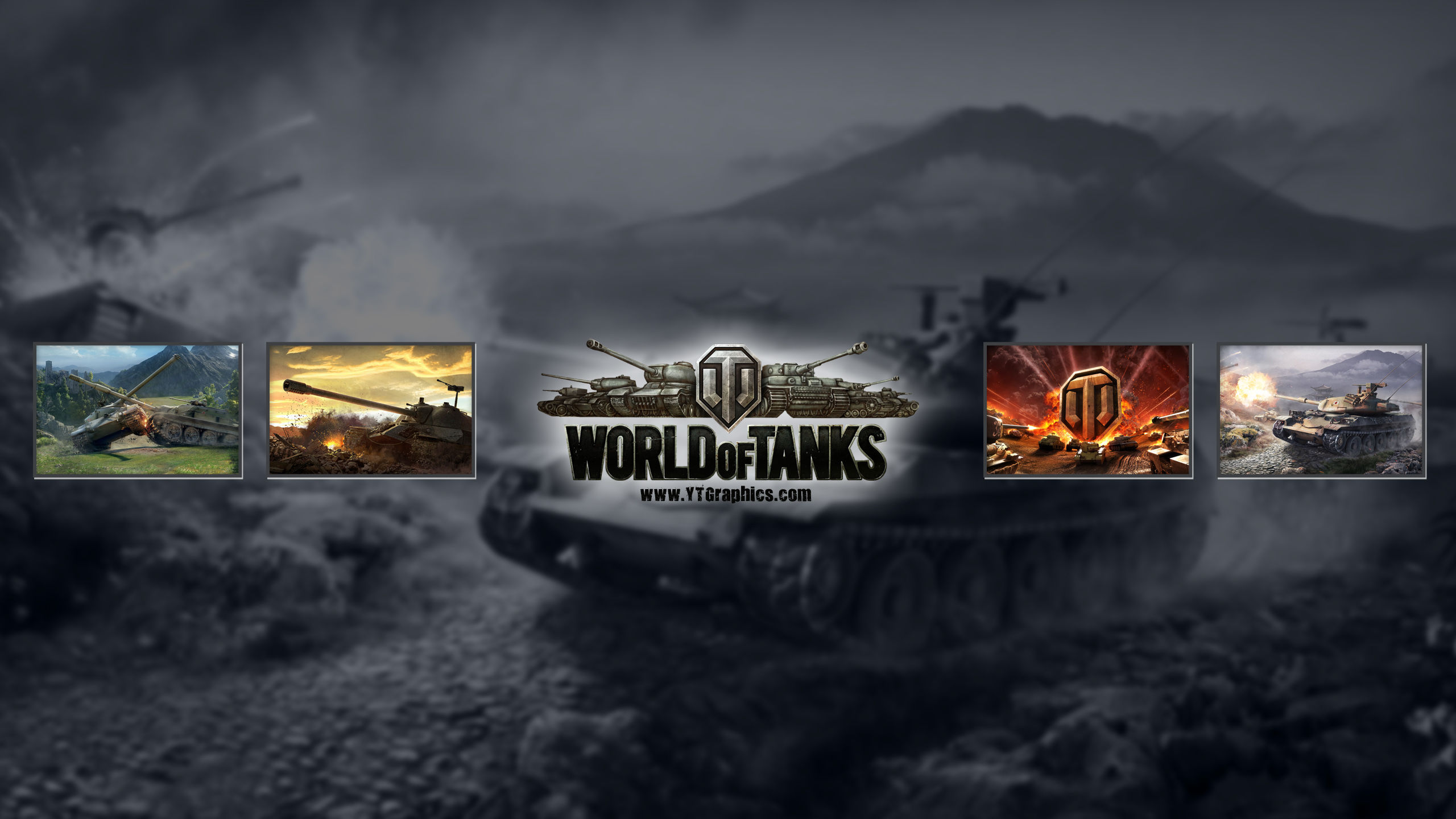 Pubg Wallpaper Template World Of Tanks Youtube Channel Art Banners