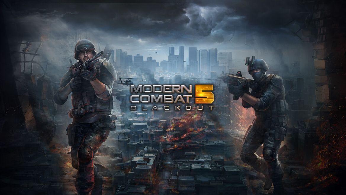 Image Result For Modern Combat Blackouta