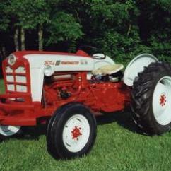 8n Ford Rims Jayco Wiring Diagram Caravan Antique Tractors - 1958 801 Powermaster Picture