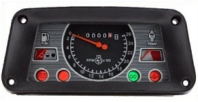 2810 Ford Tractor Wiring Diagram Ford Instrument Cluster For Ford 2600 3600 4100 4600 5600