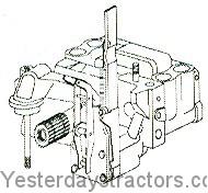 Massey Ferguson Hydraulic Lift Pump for Massey Ferguson