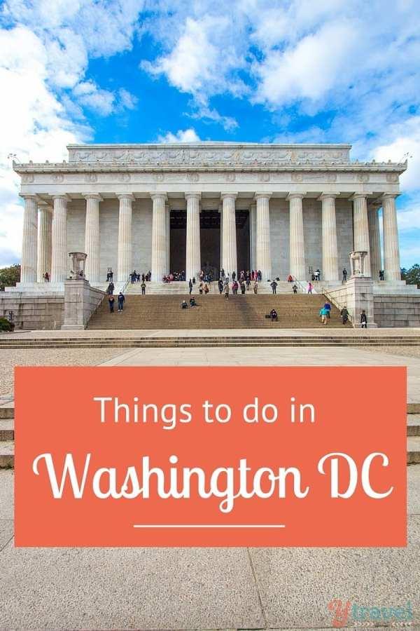 Insiders Guide - In Washington Dc