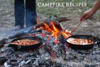 Campfire cooking recipes and tips for cooking over an open ...
