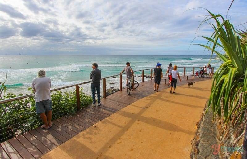Greenmount Beach, Gold Coast, Australia