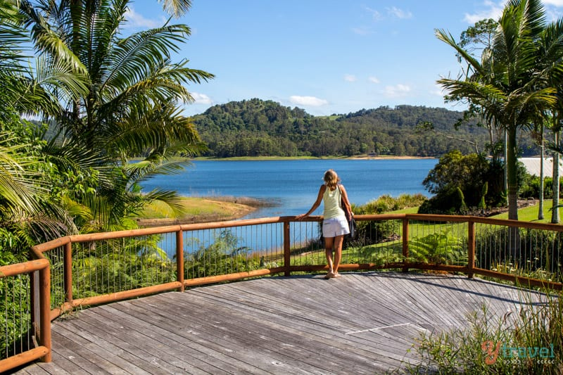Lake Baroon - Sunshine Coast Hinterland, Queensland, Australia