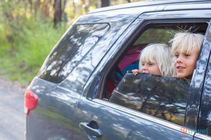 toddler travel road trips