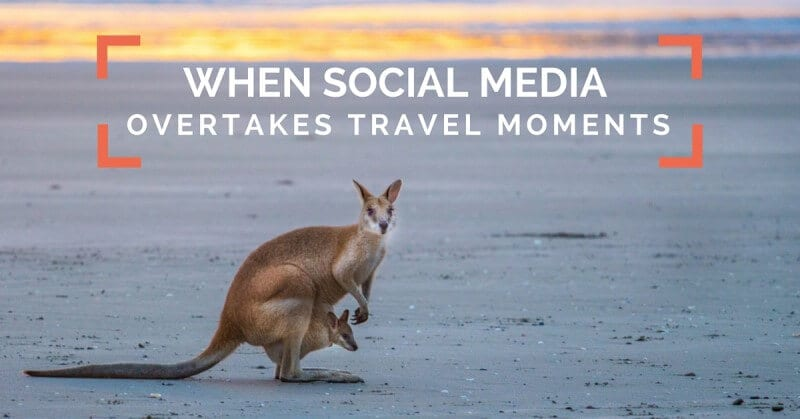 social media travel