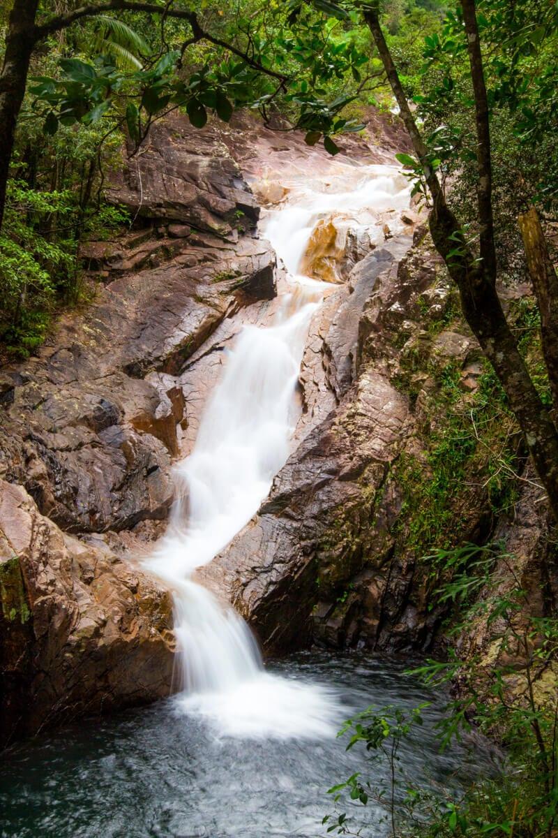 Araulen Cascades - Finch Hatton Gorge, Queensland