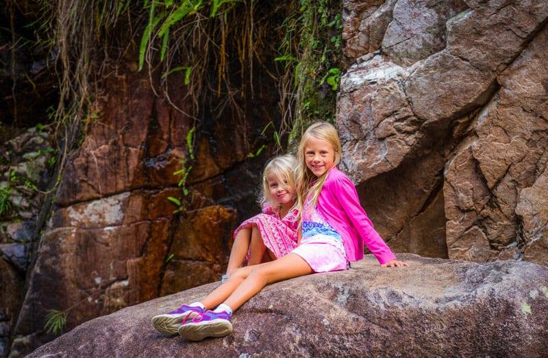Araulen swimming holes - Finch Hatton Gorge, Queensland