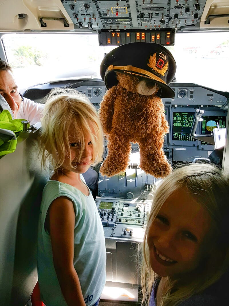 travel with a preschooler