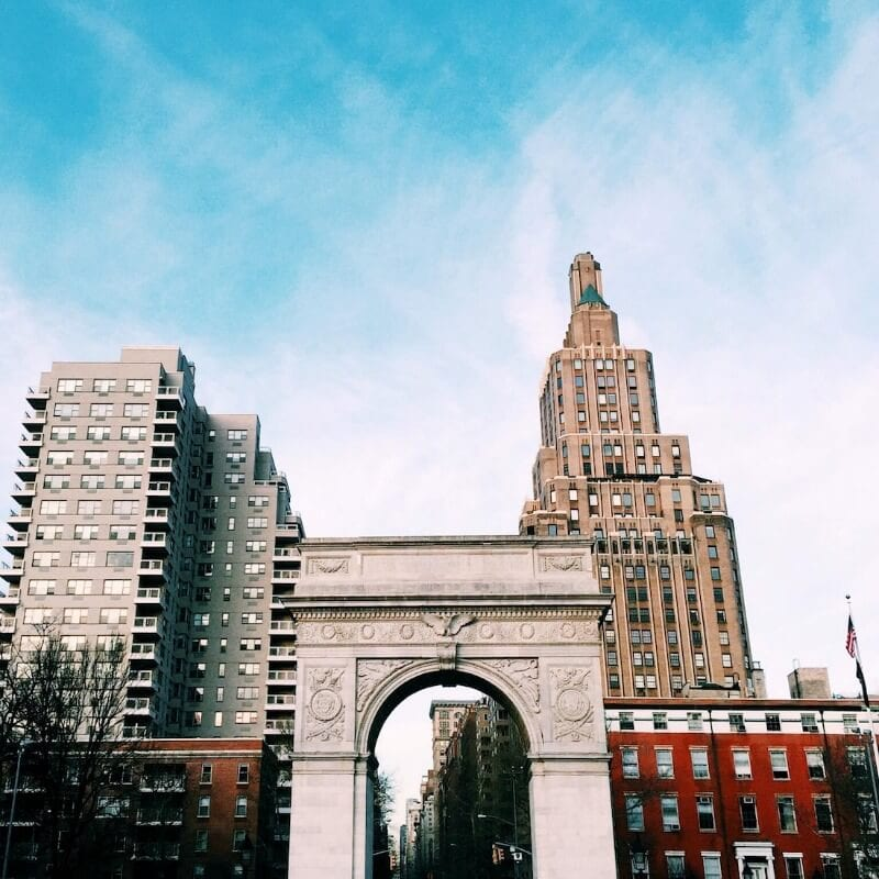Washington Square Park - one of the best parks in NYC