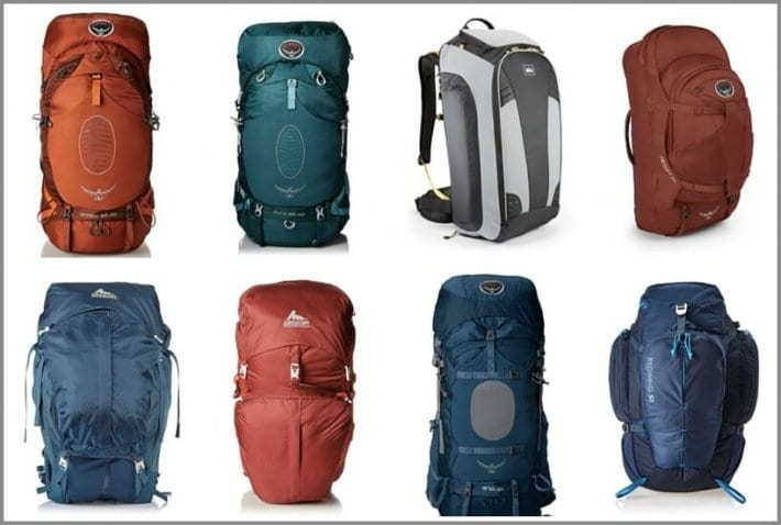 10 of the best travel backpacks for traveling