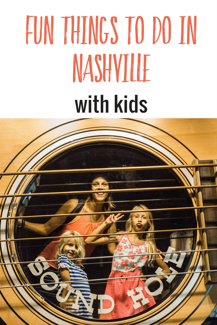 15 Awesome things to do in Nashville with kids they involve music