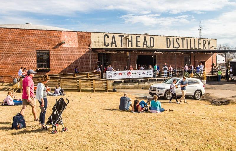 BBQ & Blues at Cathead Distillery