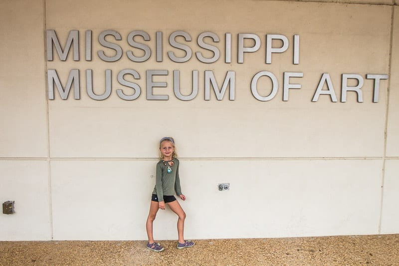 Mississippi Museum of Art, Jackson