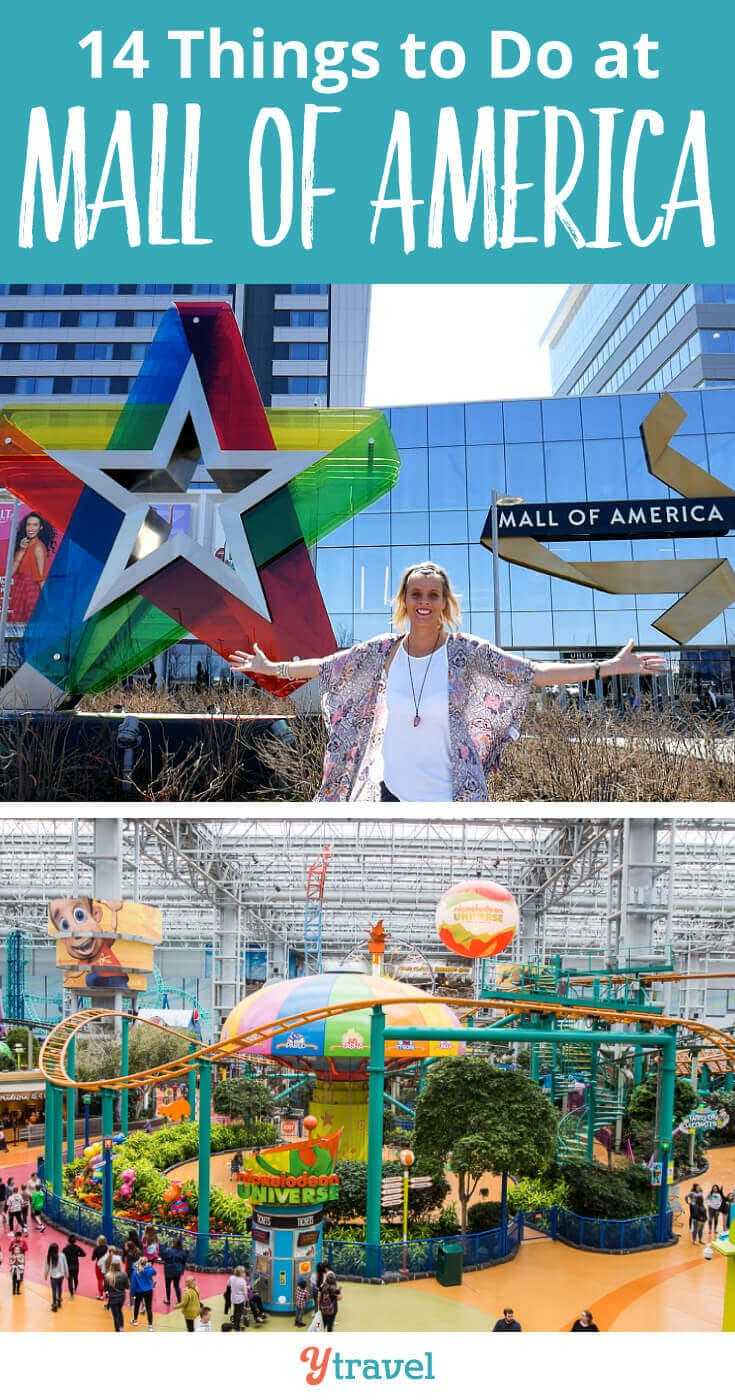 The Ultimate Guide: 14 Things to Do at Mall of America (+ helpful tips)