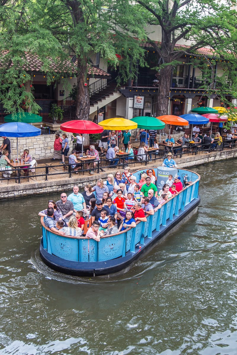 The Gorgeous San Antonio River Walk Tx Don T Miss The
