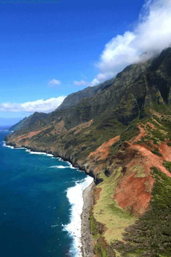 In Kauai Hawaii