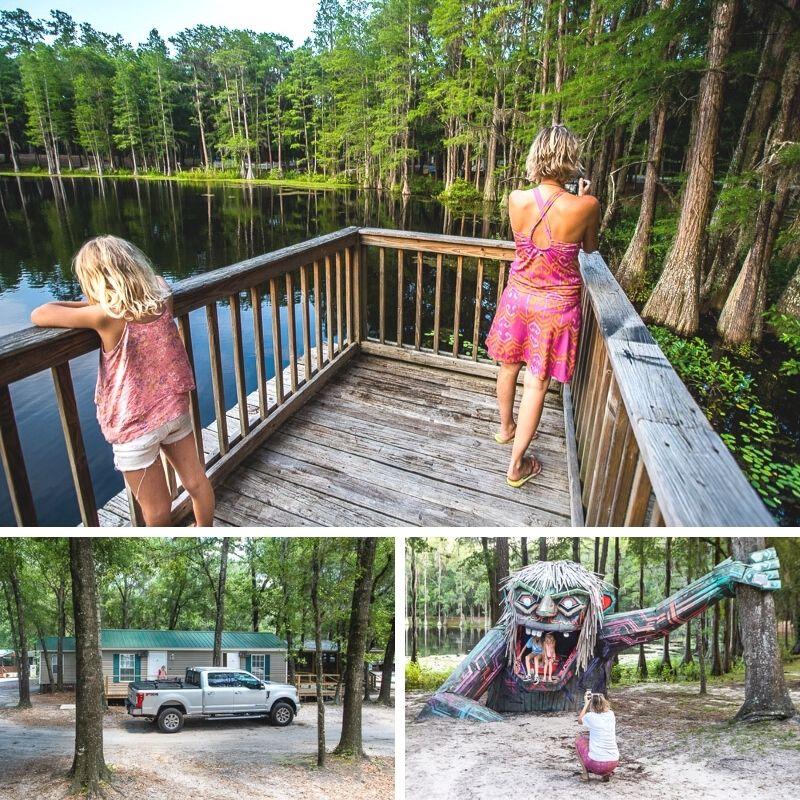 Suwanee Music Park and Campground, Florida