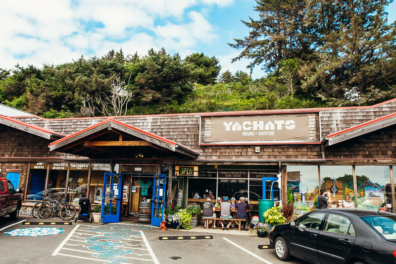 Yachats Brewing and Farmstore