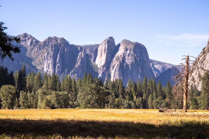 Yosemite VAlley photography tour