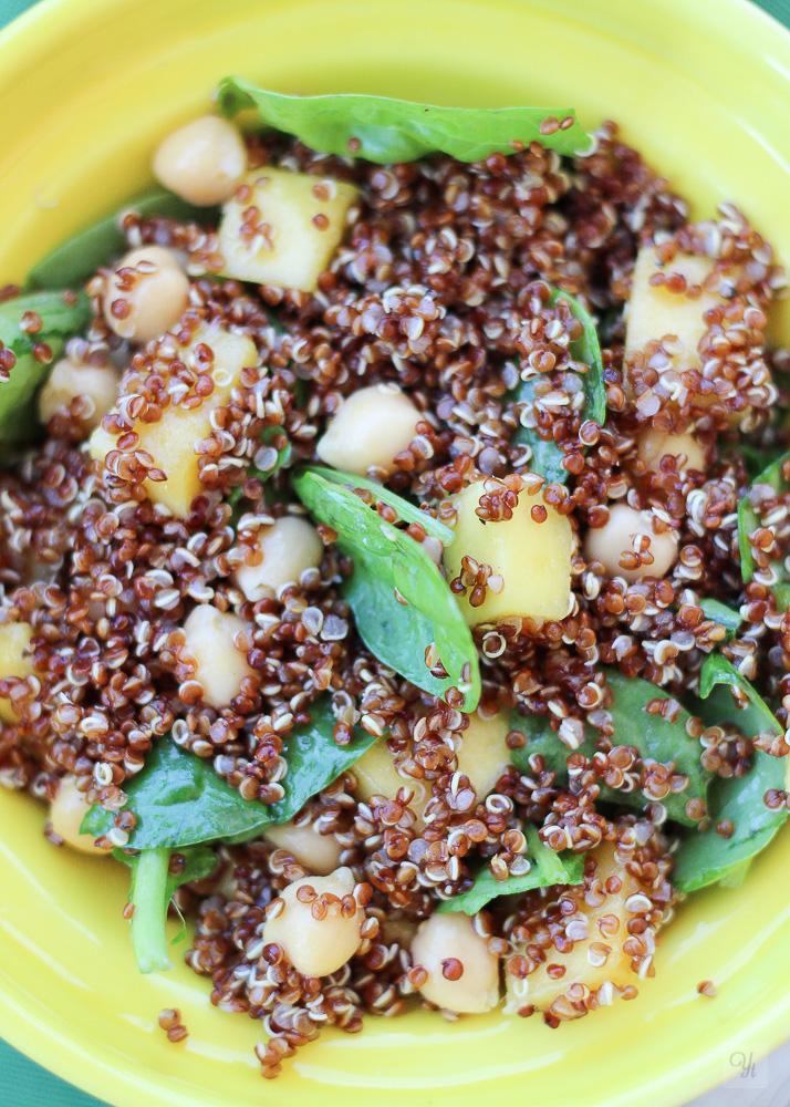 Ensalada quinoa y mango2