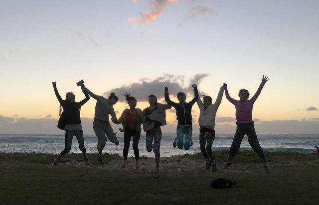 サンガワイの集合写真