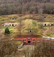 Familienführung im Fort Hahneberg in Berlin Spandau um 14 und um 16 Uhr