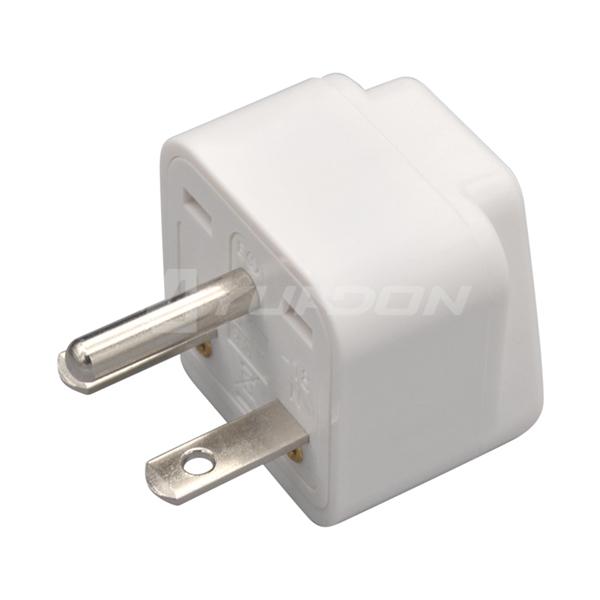 10a 250v American Standard Power Plug Travel Adapter