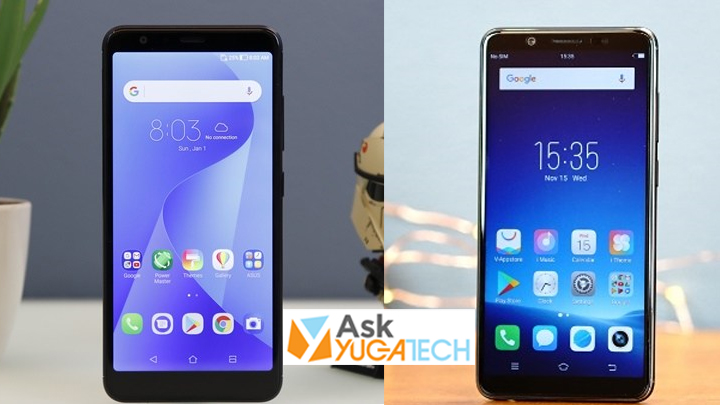 ASUS Zenfone Max Plus or Vivo V7? – Ask Yuga!