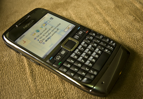 Nokia E71 Reviews
