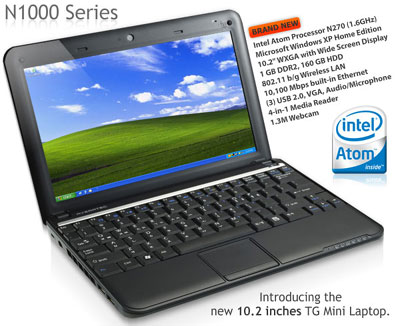 tg mini laptop