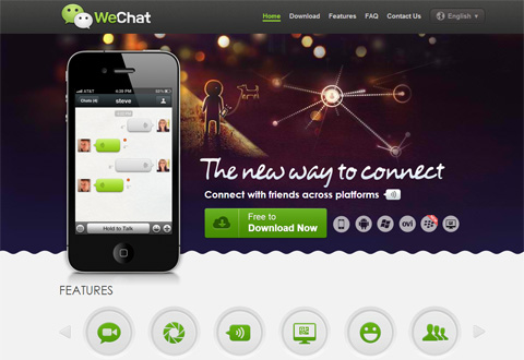 WeChat: One Mobile Messaging App to Rule Them All - YugaTech