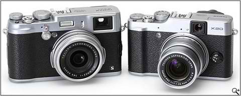 x100s and x20