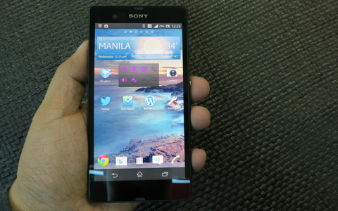 Sony Xperia Z Review - YugaTech | Philippines Tech News & Reviews