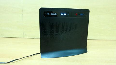 Hands-On: Huawei B593 LTE WiFi Router - YugaTech