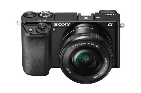 sony a6000_front