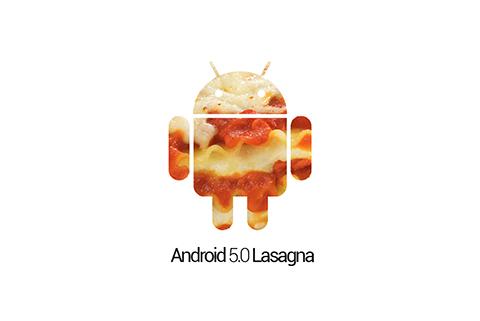 Android lasagna 2