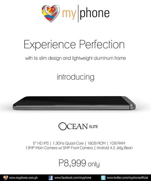 myphone ocean elite