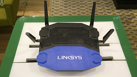 Linsys WRT1900ac philippines