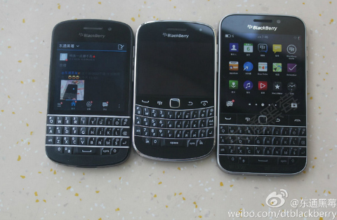 BlackBerry Q10, BlackBerry 9900, BlackBerry Classic