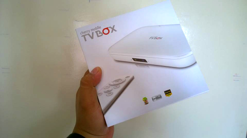 Cherry Mobile TV Box - Android set-top box for Php3,999