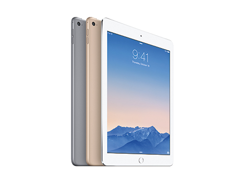 iPad Air 2 Press