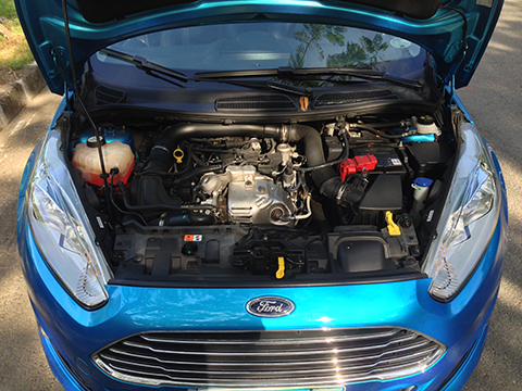 Ford's 1.0L EcoBoost engine has been the International Engine of the Year since 2012.